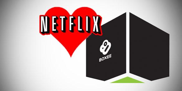 Få Netflix på din Boxee Box