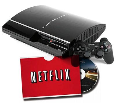 Sådan ser du Netflix på din PlayStation 3