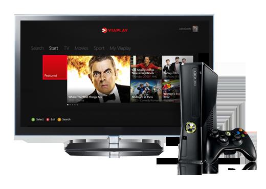Sådan ser du ViaPlay på din Xbox 360
