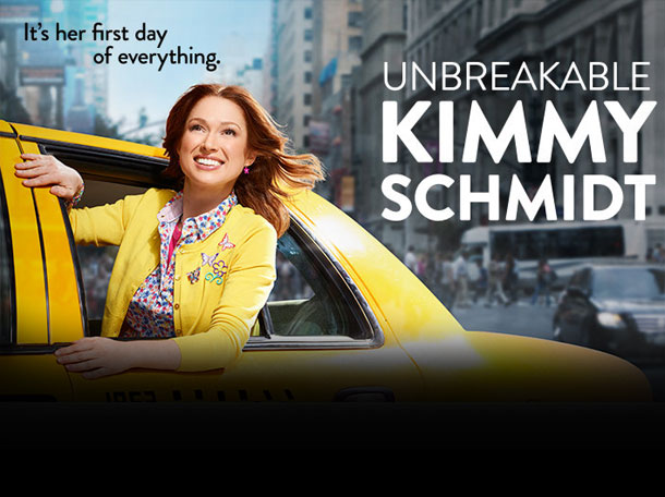 Unbreakable Kimmy Schmidt trailer